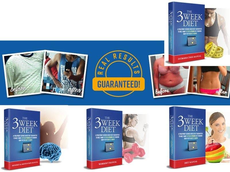 3 Week Diet Plan Review