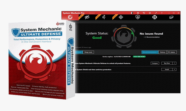 Get To Know System Mechanic Ultimate Defense