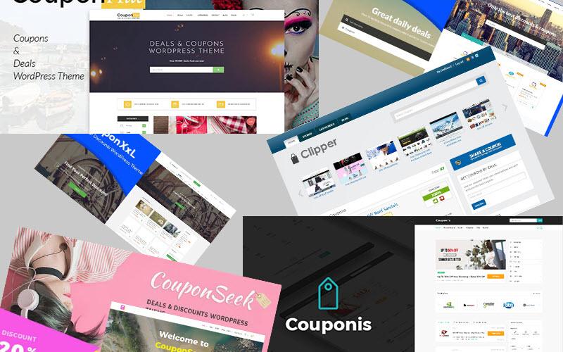 Best WordPress Coupon Themes 2022